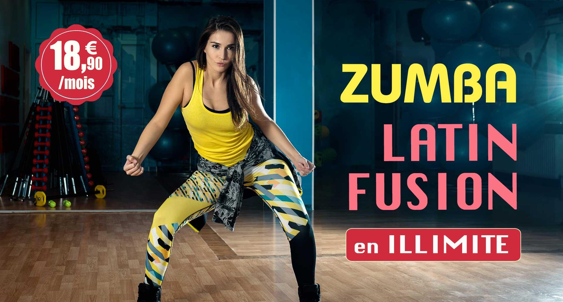 Ecole de danse Montpellier, Cours Zumba Latin danse