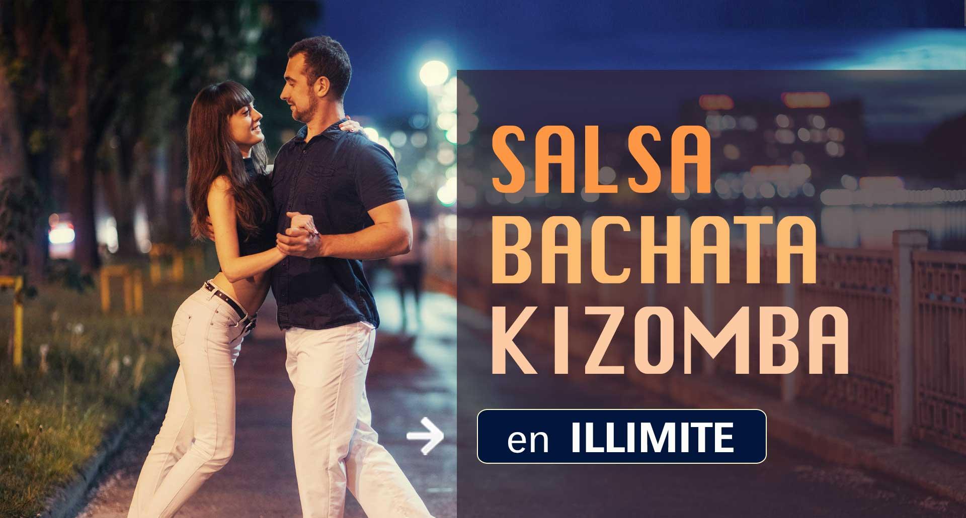 Cours de Salsa, Bachata, Rock, Kizomba, école de danse Montpellier pas cher